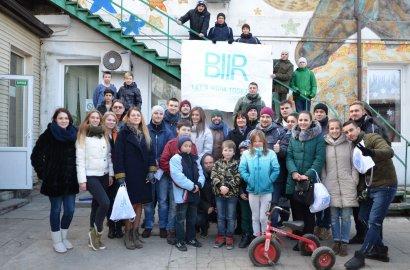 В Одессу прибыл очередной гуманитарный груз. На сей раз – из Дании