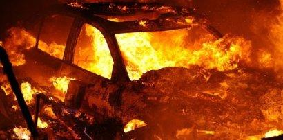 В Одесской области продолжается эпидемия возгораний автомобилей. Поджоги или самовозгорание?