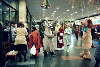 Встреча старого нового года в театре музкомедии
