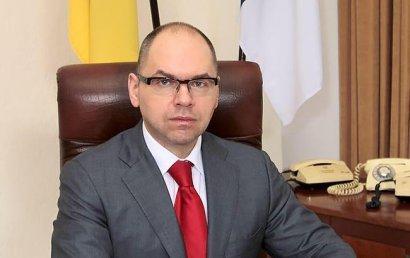 В качестве губернатора Одесской области Максим Степанов отметил первую годовщину