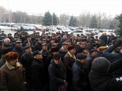 Сергей Кивалов: военные пенсионеры достойны справедливого к себе отношения