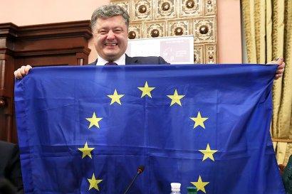 В ЕС заговорили о приостановке безвиза для Украины