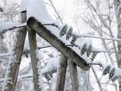 В Одесской области без электроэнергии остается четыреста пятьдесят населенных пунктов