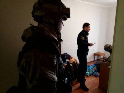 Новый случай стрельбы произошел сегодня в Одессе
