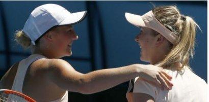 Одесская теннисистка победила в очередном матче на Australian Open