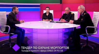 В студии – Юлия Павлова, Владимир Бабий и Сергей Ищенко