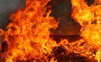 Еще одна смерть на пожаре в Одессе