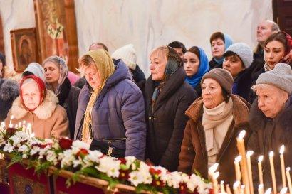 В Одессе отметили престольный праздник храма Святой мученицы Татианы