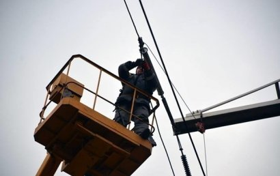 В Одесской области все еще остаются обесточенными двенадцать населенных пунктов