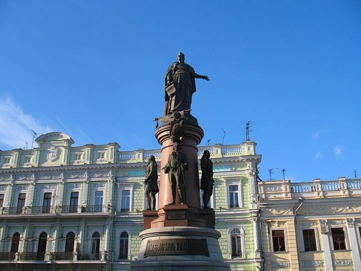 Дата разрушения памятника екатерины 2 цены на памятники в ставрополе с ежедневной оплатой