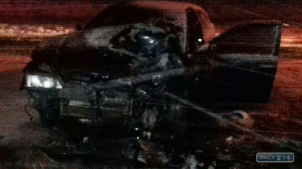 В Болграде произошло смертельное ДТП (фото)