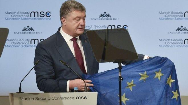 Парубий сообщил, кого Украина не желает допускать домиротворческой миссии