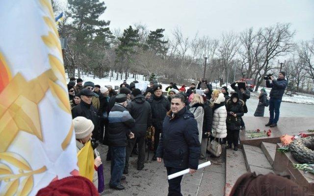 Акцию к23февраля наУкраине назвали «мероприятием сомнительного характера»