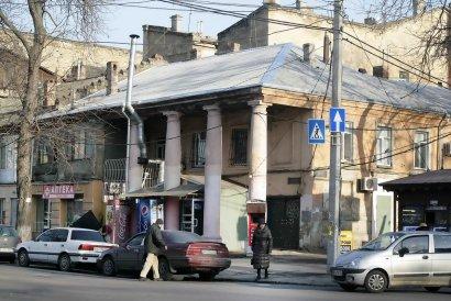 Торговые ряды – одно из самых старых зданий Одессы