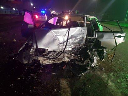 ДТП со смертельным исходом произошло накануне на Объездной дороге