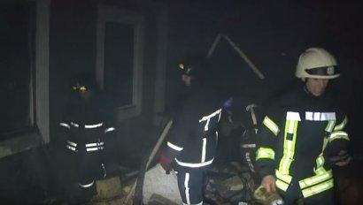 В Одесской области произошел взрыв
