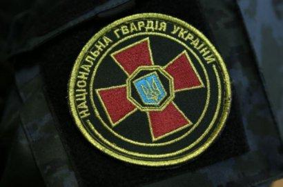В Одессе нацгвардейцы пресекли попытку ограбления