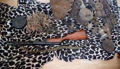 В Одесской области в лесу найдены боеприпасы