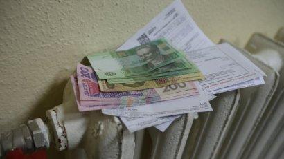 Одесса задолжала поставщикам коммунальных услуг более ста шестидесяти миллионов гривен