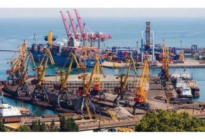 Одесские портовики борются за сохранение рабочих мест