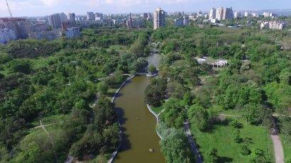 Весной начнется капитальный ремонт парка Победы в Одессе