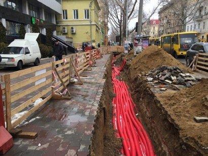 Ришельевская станет самой светлой улицей Одессы.