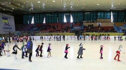 В одесском  Дворце  спорта отметили открытие  Олимпиады