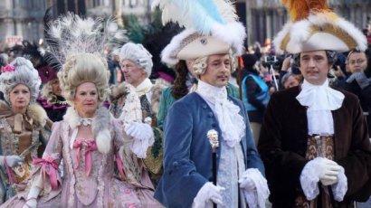 """""""Полет ангела"""": карнавал в Венеции"""