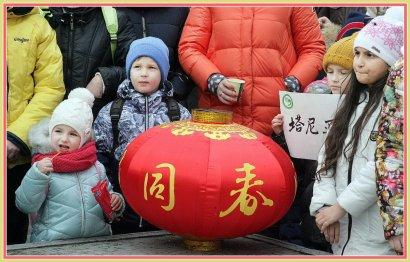 Одесситы отпраздновали третий Новый год. На сей раз китайский