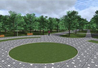 На реконструкцию парка Победы будут направлены 33 миллиона гривен