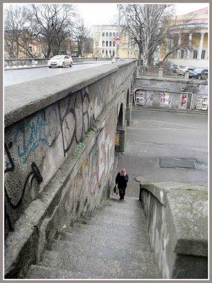 Сабанеев мост: вчера и сегодня