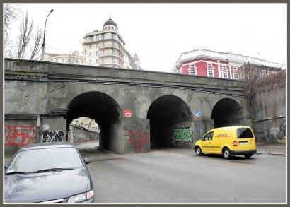 Мост через Военную балку