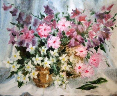 Цветы от Галины