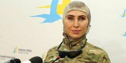 В Одессе снова хотят увековечить память Амины Окуевой