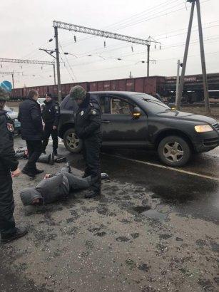 Задержаны киллеры покушавшиеся на предпринимателя в Одесской области
