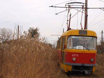 Капризы погоды нарушили работу городского электротранспорта