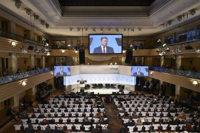 Детали участия Петра Порошенко в работе Мюнхенской конференции по безопасности