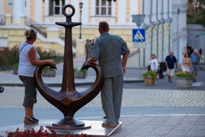 Одесский «Якорь-сердце» установят на набережной Марселя