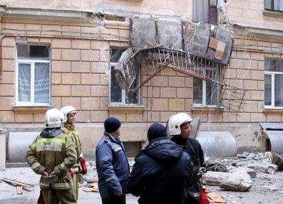 Состояние балконов Одессы будут проверять. Визуально