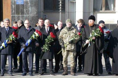 В Одессе чтят память Героев Небесной сотни