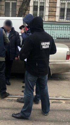 В Одессе  на взятке в 160 тыс. грн. правоохранители разоблачили государственного аудитора