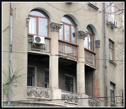Черта порто-франко проходила по этой улице