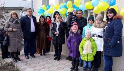 В Одесской области открылся новый детский дом семейного типа