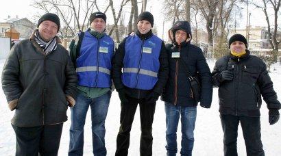 С приходом холодов в Одессе срочно разворачивают два стационарных пункта обогрева