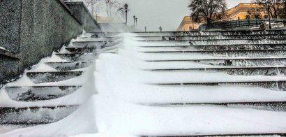 Одесса «прощается» с зимой