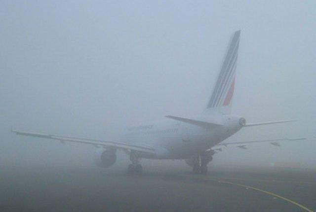 Из-за тумана ваэропорту Одессы отменили некоторые рейсы