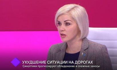 Ухудшение ситуации на дорогах. В студии – пресс-секретарь патрульной полиции Одессы Алла Марченко