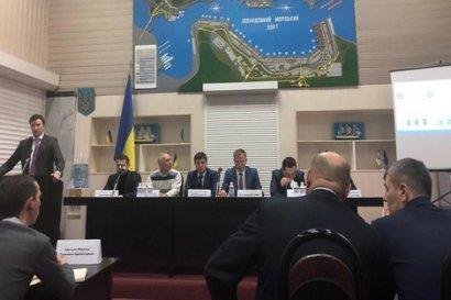 Создана рабочая группа для координации развития железнодорожной и автодорожной инфраструктуры порта Черноморск