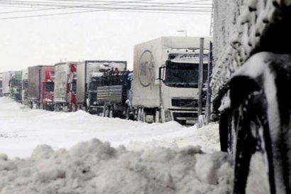 Из-за неблагоприятных погодных условий в Одесской области закрыт ряд пунктов пропуска