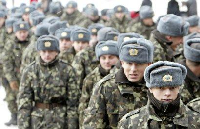 В Одесской области стартует очередной призыв
